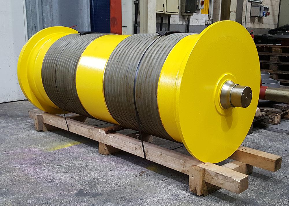 Seiltrommel Ø800mm